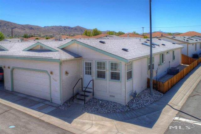 1203 Partridge Dr., Carson City, NV 89701 (MLS #210006990) :: Theresa Nelson Real Estate