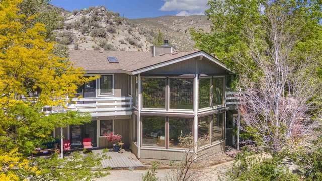 5176 Golden Eagle Ln, Carson City, NV 89701 (MLS #210006991) :: Theresa Nelson Real Estate