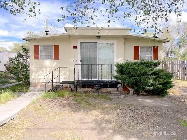 570 N Meridian, Lovelock, NV 89419 (MLS #210007006) :: Theresa Nelson Real Estate