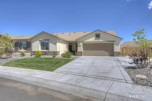 1331 Tule Peak Circle, Carson City, NV 89701 (MLS #210007010) :: Theresa Nelson Real Estate