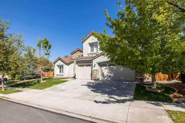 6020 Axis Drive, Sparks, NV 89436 (MLS #210007026) :: Chase International Real Estate