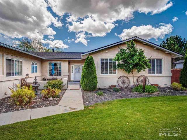 1131 Buzzy's Ranch Rd., Carson City, NV 89701 (MLS #210007047) :: Theresa Nelson Real Estate