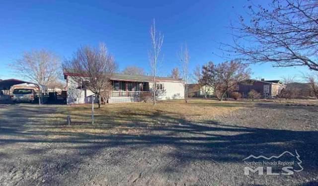 3598 Amber St, Silver Springs, NV 89429 (MLS #210007072) :: Craig Team Realty