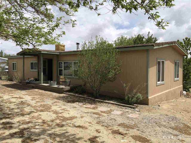 5520 Chocolate, Sun Valley, NV 89433 (MLS #210007074) :: Chase International Real Estate