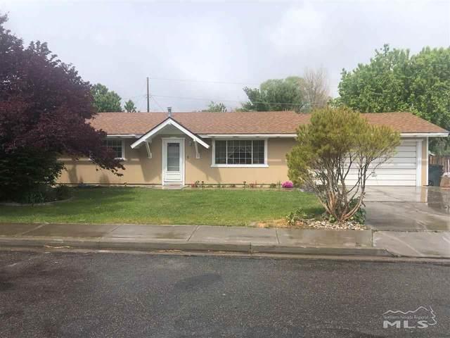 203 S Oregon, Yerington, NV 89447 (MLS #210007105) :: NVGemme Real Estate