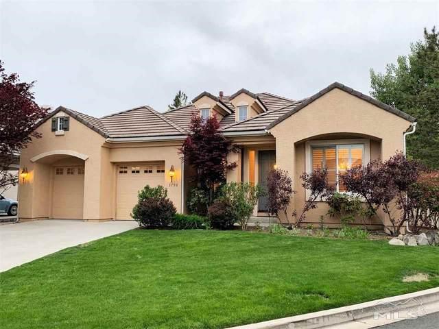 3790 Bridge Creek Ct, Reno, NV 89519 (MLS #210007107) :: Morales Hall Group