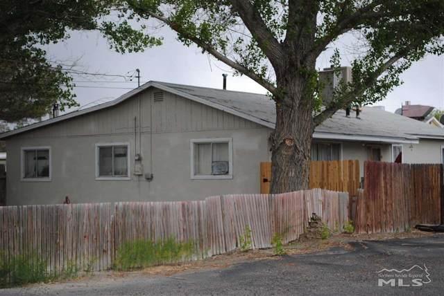 665 11th Street, Lovelock, NV 89419 (MLS #210007177) :: Theresa Nelson Real Estate