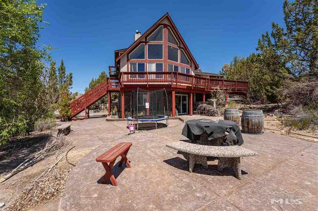 740 Quintero, Sparks, NV 89441 (MLS #210007195) :: The Mike Wood Team