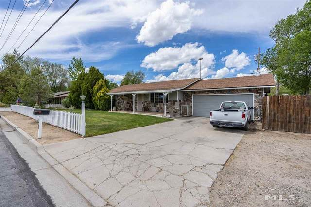 4400 E Nye, Carson City, NV 89706 (MLS #210007196) :: Chase International Real Estate