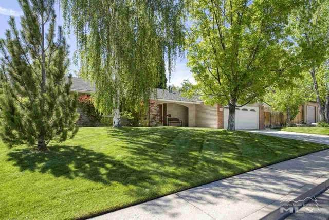 870 Singingwood Dr, Reno, NV 89509 (MLS #210007220) :: NVGemme Real Estate