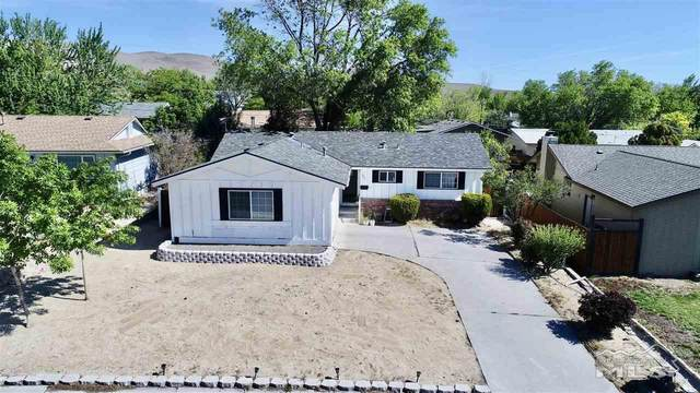 2821 Kings Row, Reno, NV 89503 (MLS #210007232) :: Chase International Real Estate