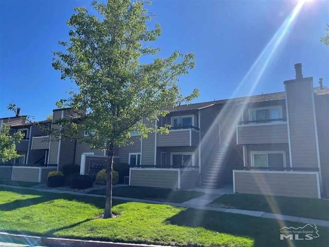 530 E Patriot Blvd #244, Reno, NV 89511 (MLS #210007258) :: Vaulet Group Real Estate