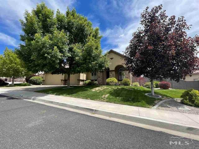 8160 Opal Station, Reno, NV 89506 (MLS #210007288) :: Theresa Nelson Real Estate