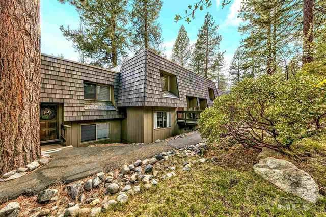 861 Southwood Blvd #32, Incline Village, NV 89451 (MLS #210007292) :: Chase International Real Estate