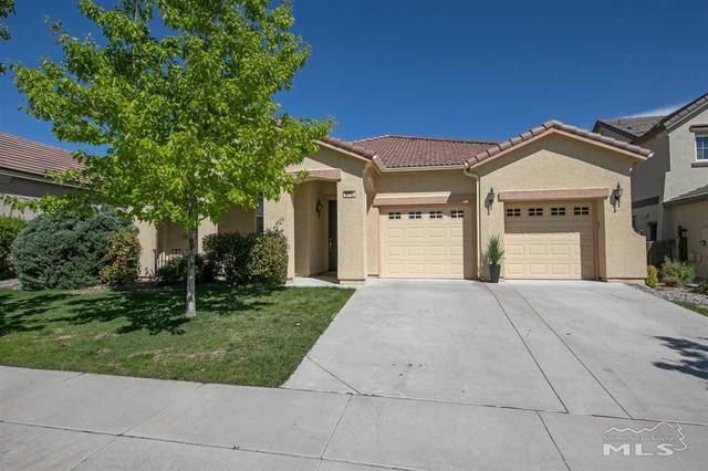 6716 Magical Dr, Sparks, NV 89436 (MLS #210007352) :: Chase International Real Estate