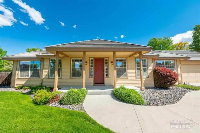 824 Huffaker Estates Circle, Reno, NV 89511 (MLS #210007375) :: NVGemme Real Estate