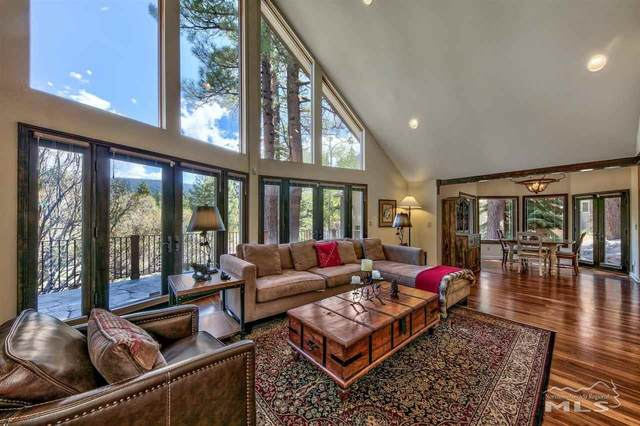 825 Jeffrey St, Incline Village, NV 89451 (MLS #210007377) :: Chase International Real Estate