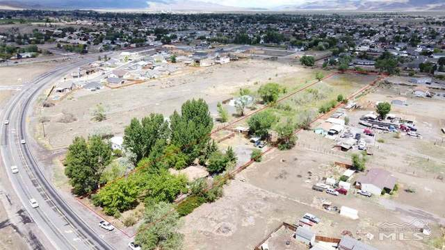 1290 Farm District, Fernley, NV 89408 (MLS #210007380) :: Theresa Nelson Real Estate