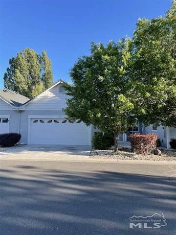 1034 Aspen Grove, Minden, NV 89423 (MLS #210007404) :: NVGemme Real Estate
