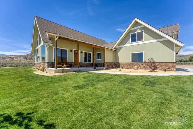 1240 Antelope Valley Rd, Reno, NV 89508 (MLS #210007409) :: Vaulet Group Real Estate