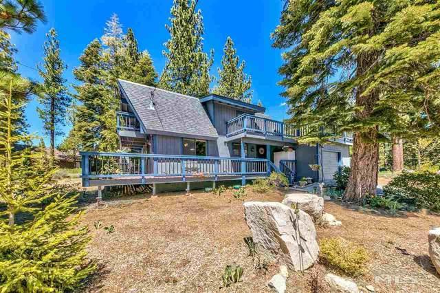 1796 Skyline Drive, South Lake Tahoe, CA 96150 (MLS #210007410) :: The Mike Wood Team