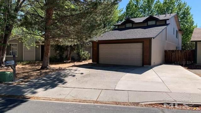 1855 Camelback, Sparks, NV 89434 (MLS #210007415) :: NVGemme Real Estate