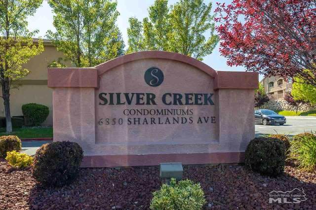 6850 Sharlands Ave 2172 #2172, Reno, NV 89523 (MLS #210007419) :: Craig Team Realty