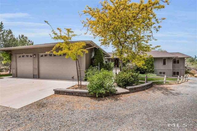 5420 Camus Road, Carson City, NV 89701 (MLS #210007424) :: Theresa Nelson Real Estate