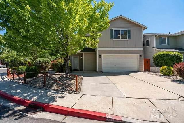4070 Laurel Park Way, Reno, NV 89502 (MLS #210007427) :: Craig Team Realty