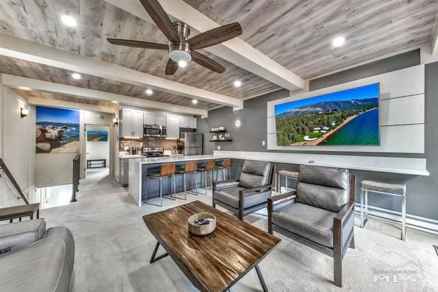 989 Tahoe Blvd #14, Incline Village, NV 89451 (MLS #210007430) :: Chase International Real Estate