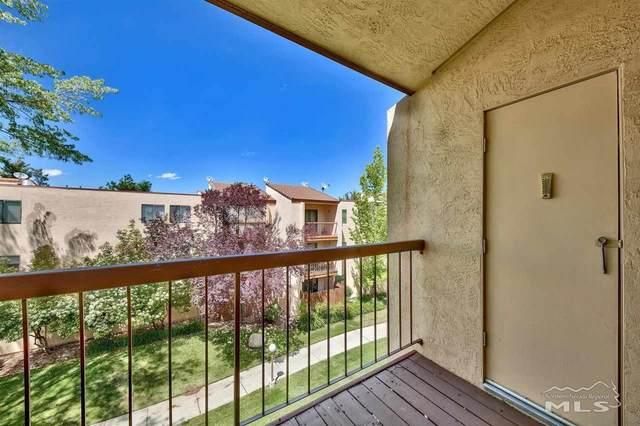 2700 Plumas #304, Reno, NV 89509 (MLS #210007431) :: Craig Team Realty