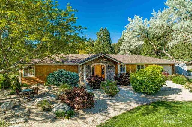 4001 Hobart Road, Carson City, NV 89703 (MLS #210007435) :: Theresa Nelson Real Estate