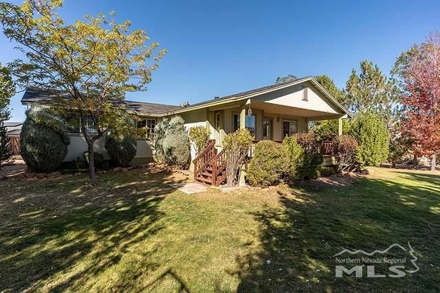 171 Shetland Circle, Reno, NV 89508 (MLS #210007443) :: Theresa Nelson Real Estate