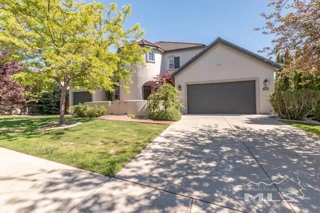 2474 Range View Court, Reno, NV 89519 (MLS #210007453) :: NVGemme Real Estate