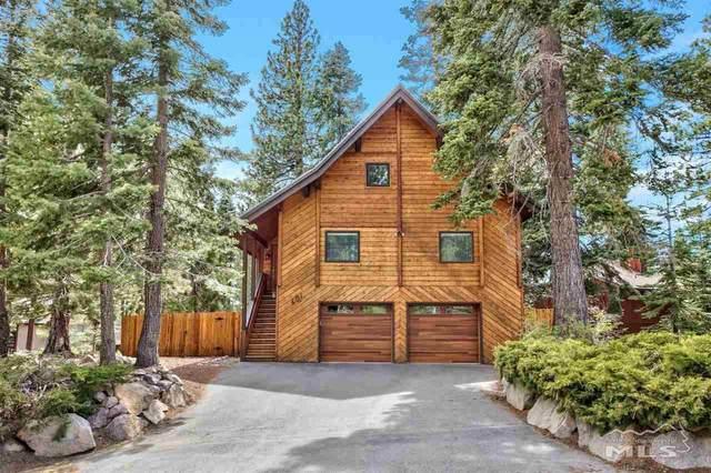 601 Cynthia Ct, Incline Village, NV 89451 (MLS #210007462) :: Chase International Real Estate