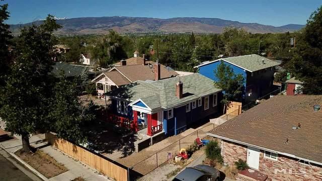 929 Wheeler Ave, Reno, NV 89502 (MLS #210007463) :: The Mike Wood Team