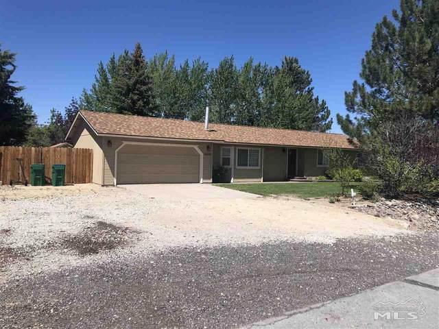 10250 Bounder Lane, Reno, NV 89508 (MLS #210007467) :: The Mike Wood Team