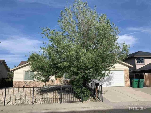 1672 Havencrest Dr, Reno, NV 89523 (MLS #210007469) :: Chase International Real Estate