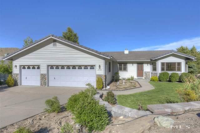3739 Prospect Drive, Carson City, NV 89703 (MLS #210007486) :: Chase International Real Estate
