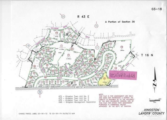 102 Gold Knob Road, Kingston, NV 89310 (MLS #210007487) :: Theresa Nelson Real Estate