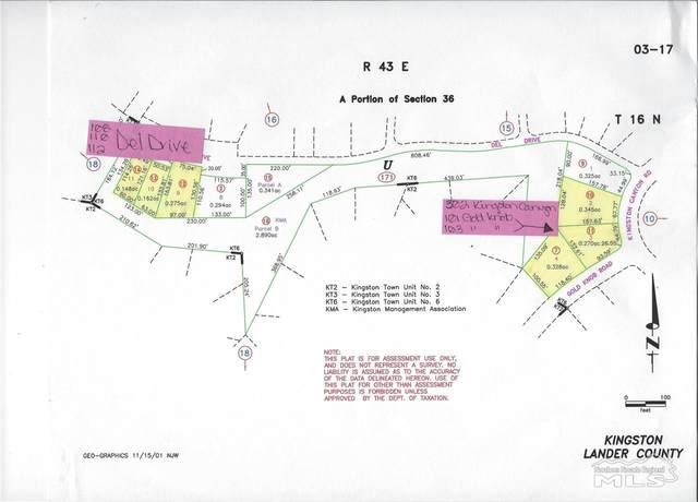 302 Kingston Canyon Road, Kingston, NV 89310 (MLS #210007490) :: Theresa Nelson Real Estate