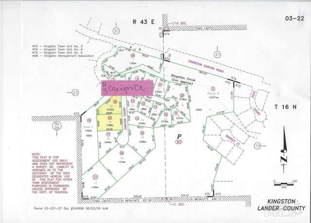 2 Canyon Court, Kingston, NV 89310 (MLS #210007493) :: Theresa Nelson Real Estate