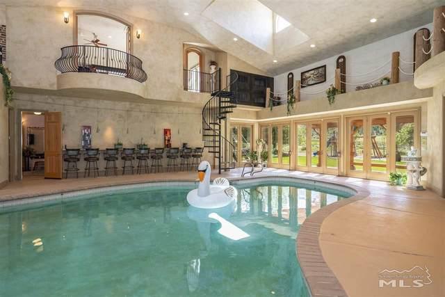 550 Hill Lane, Verdi, NV 89439 (MLS #210007497) :: NVGemme Real Estate