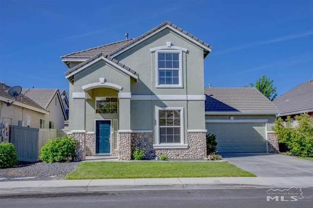 10360 Coyote Creek Drive, Reno, NV 89521 (MLS #210007508) :: Chase International Real Estate
