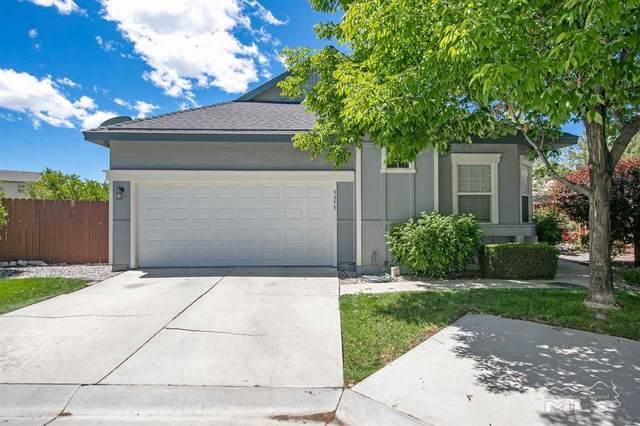 5373 Desert Peach Drive, Sparks, NV 89436 (MLS #210007509) :: Theresa Nelson Real Estate