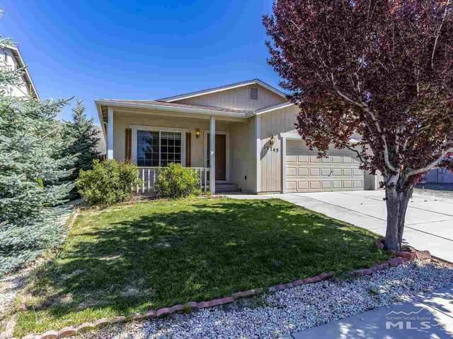 17745 Live Oak Ct, Reno, NV 89508 (MLS #210007519) :: Chase International Real Estate