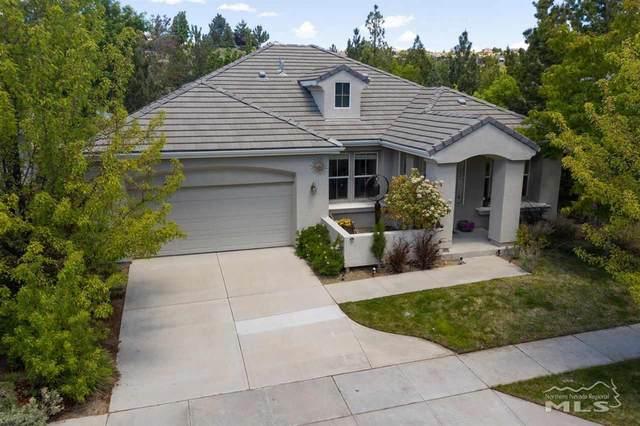 7867 Morgan Pointe Circle, Reno, NV 89523 (MLS #210007532) :: Theresa Nelson Real Estate