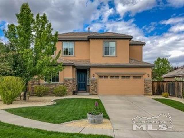 7735 Peavine Shadow Ct., Reno, NV 89523 (MLS #210007535) :: Theresa Nelson Real Estate