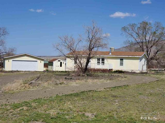 5745 Youngberg Rd, Winnemucca, NV 89445 (MLS #210007536) :: Colley Goode Group- eXp Realty