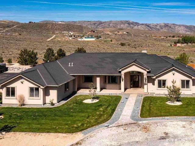 345 Desert Sun Lane, Reno, NV 89508 (MLS #210007541) :: Vaulet Group Real Estate